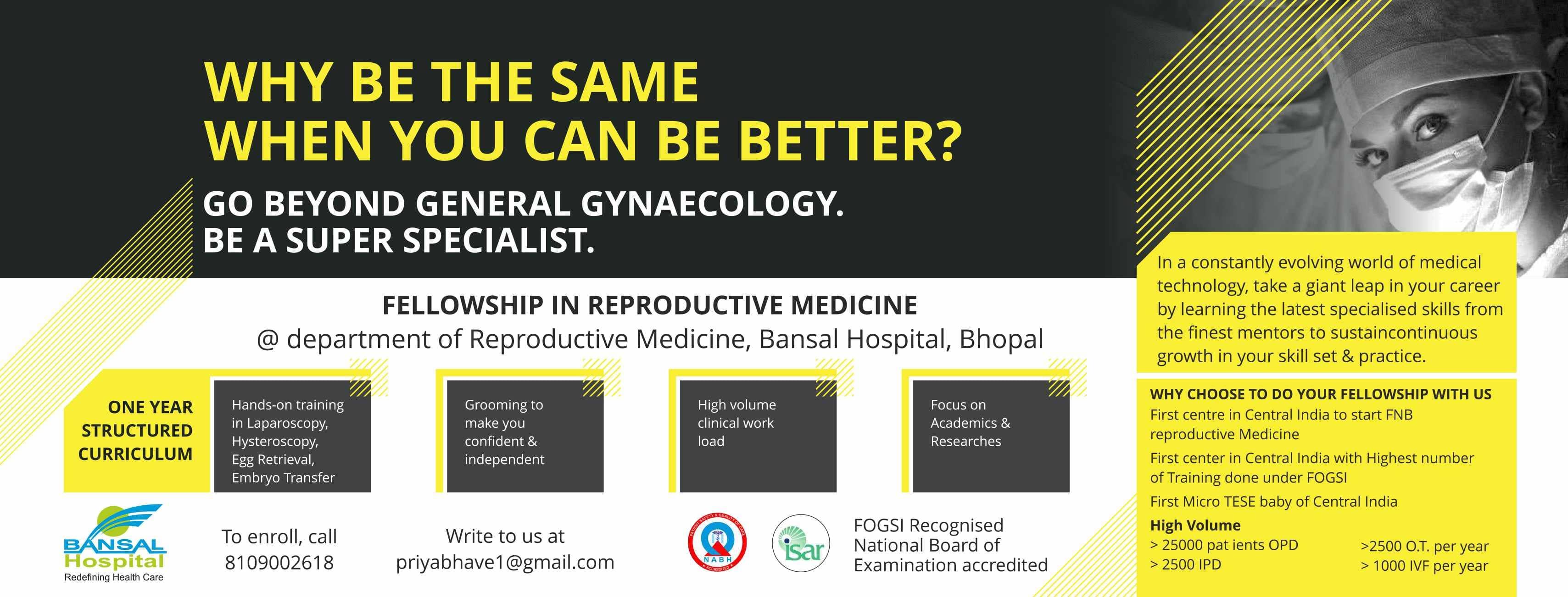Dr  Priya Bhave Chittawar | IVF Specialist Bhopal | Test Tube Baby
